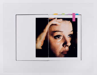 "The works contains an ""original"" iconic portrait of a Judy Garland, taken by celebrity..."