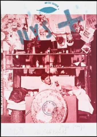 Appeared in the folder Hommage à Arthur Köpcke with works by 16 other Fluxus artists: Andersen,...