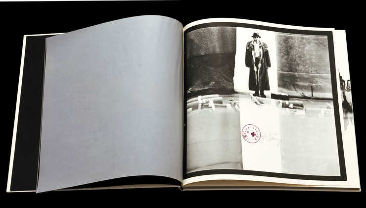 Photo by Lothar Wolleh.  Book includes eight Düsseldorf artists.  The Beuys' offset...