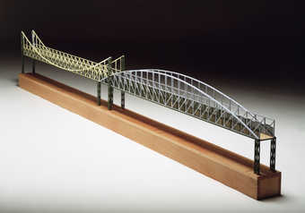 model for bridge