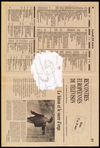 Le Monde 3/22-28/1993