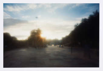images taken with a pin-hole camera